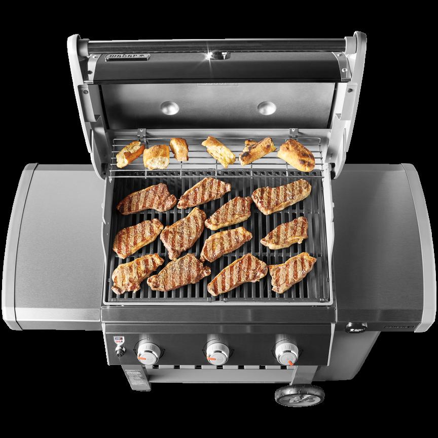 weber grill genesis 310 manual