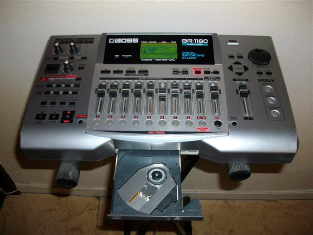 boss br-1180 digital recording studio manual