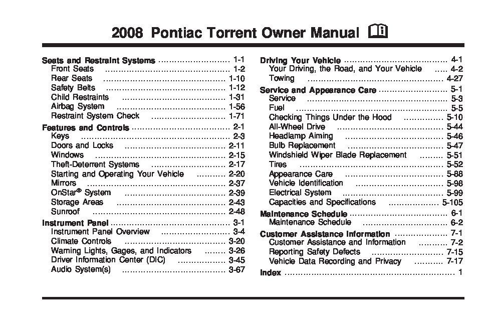 2007 dodge caliber sxt user manual