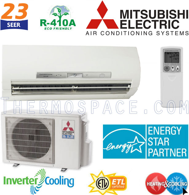 mitsubishi electric mr slim inverter manual msz-ge09na