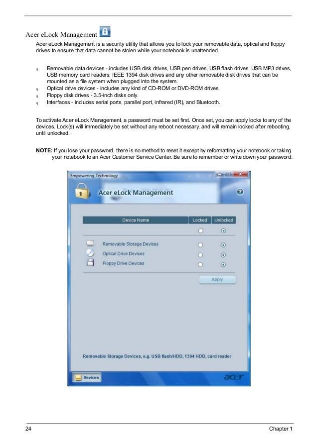 acer aspire 4730z repair manual