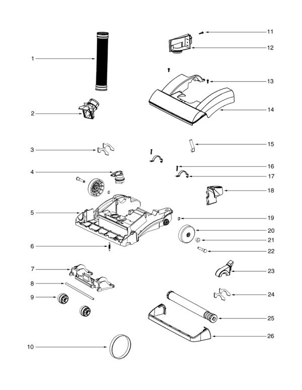 shark sewing machine model 803xc manual