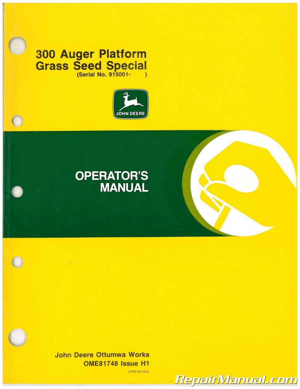 john deere operations center manual