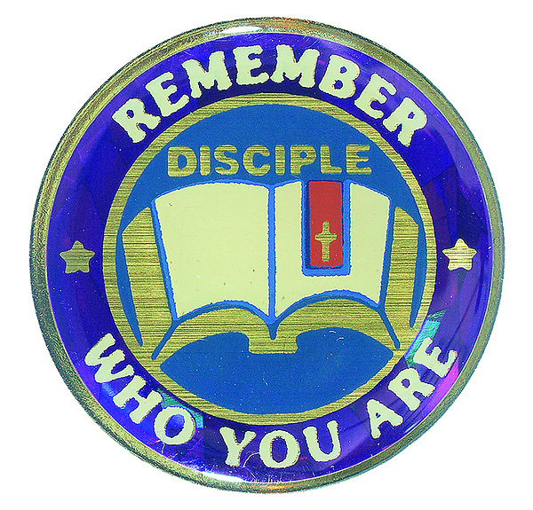 disciple remember who you are study manual