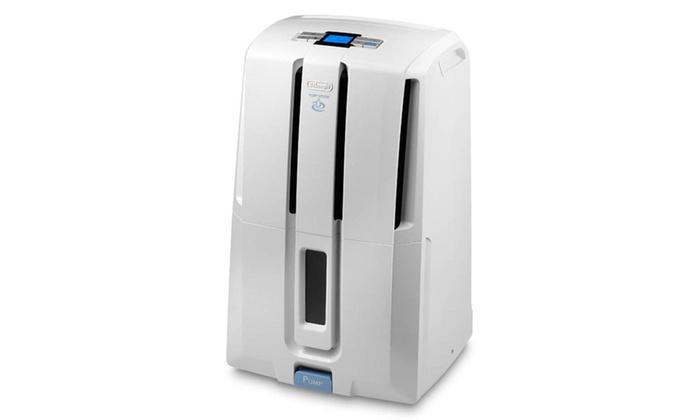 delonghi 70 pint dehumidifier manual