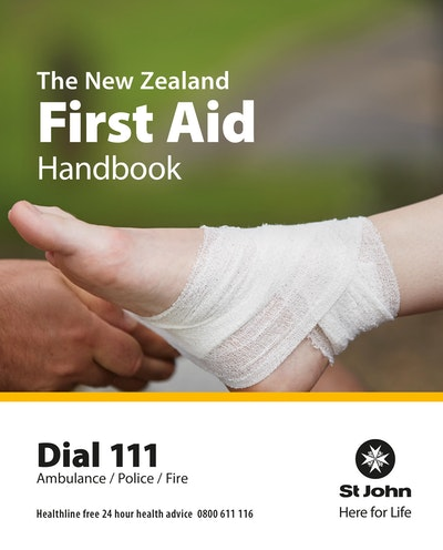 st johns first aid manual revised 9th edition