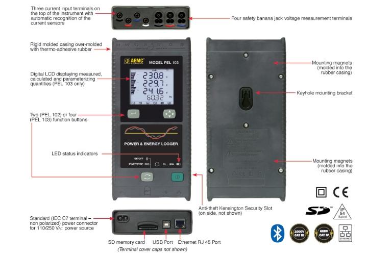 aemc model pel 103 manual