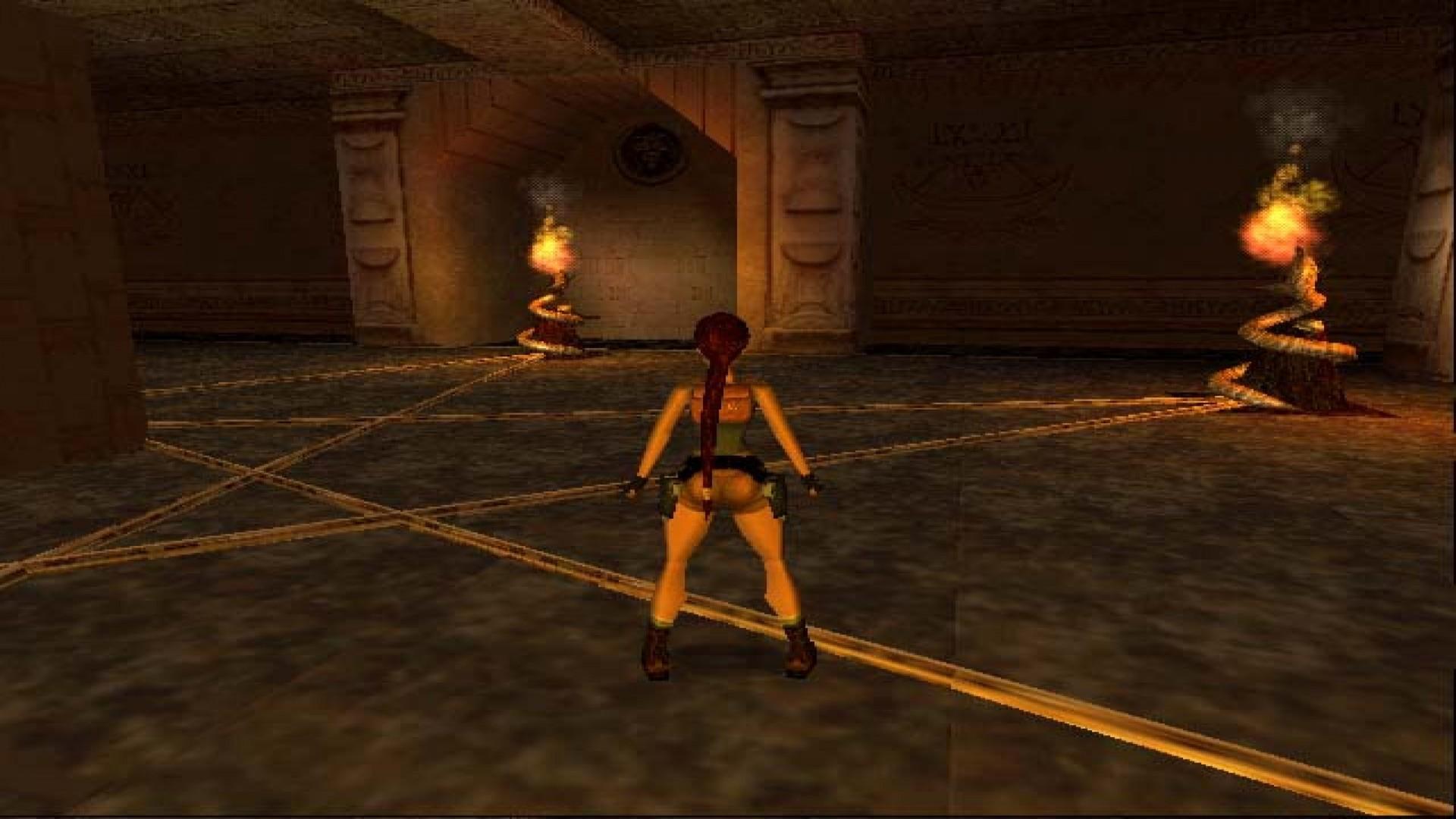 tomb raider 1 user manual