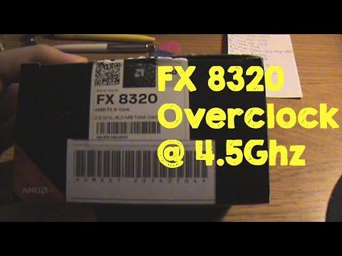 amd fx 8320 black edition 8 core manual pdf