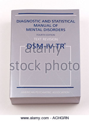 and statistical manual of mental disorders fifth edition