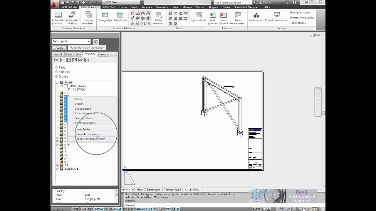 autodesk structural detailing manual pdf