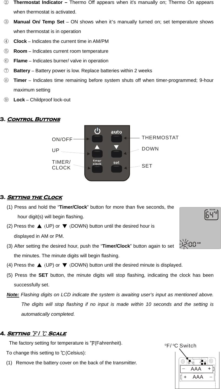 avanti gas range user manual
