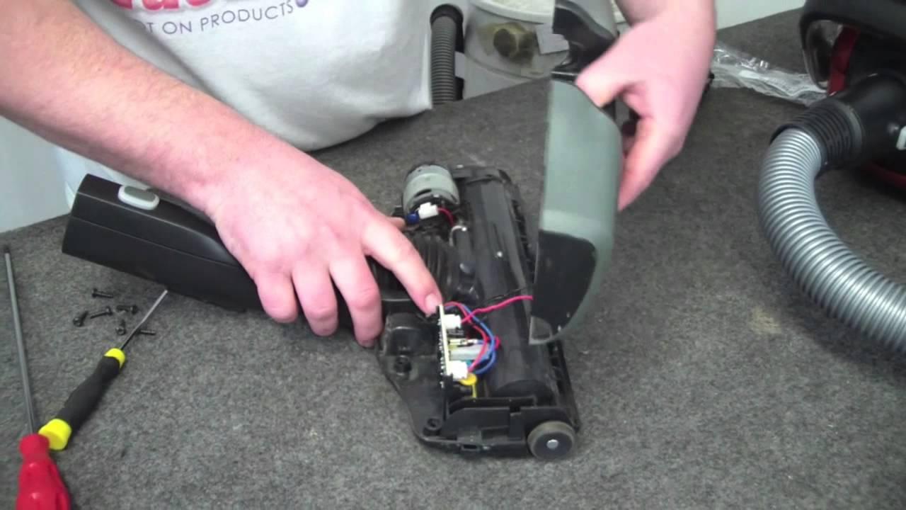 electrolux renaissance vacuum repair manual
