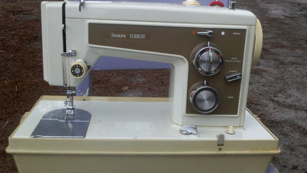 kenmore sewing machine manual for model 15819412