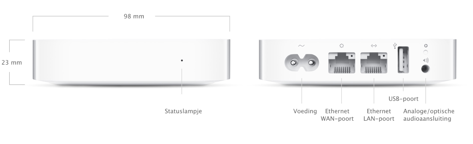 router apple airport extreme manual