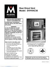 majestic q400 system manual pdf