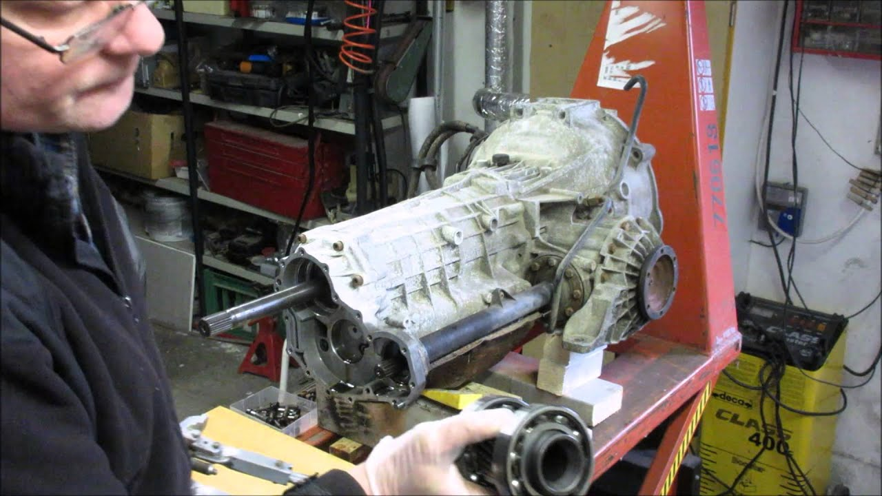 b8 s4 manual transmission fluid change