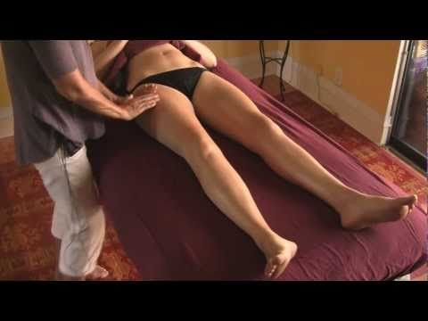 manual lymphatic drainage massage techniques rmt