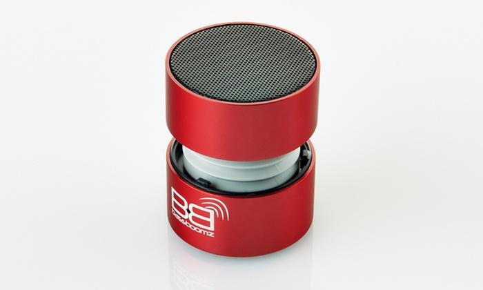 bassboomz portable bluetooth speaker manual
