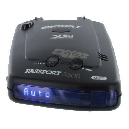 escort 8500 x50 radar detector manual
