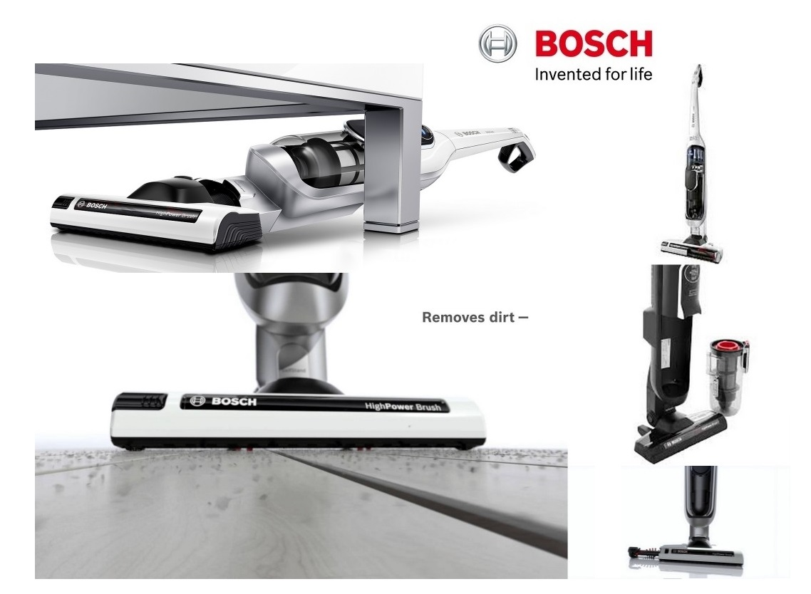 bosch silence vacuum cleaner manual
