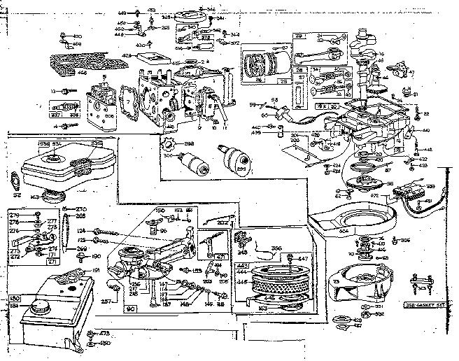 briggs and stratton 450e series engine manual