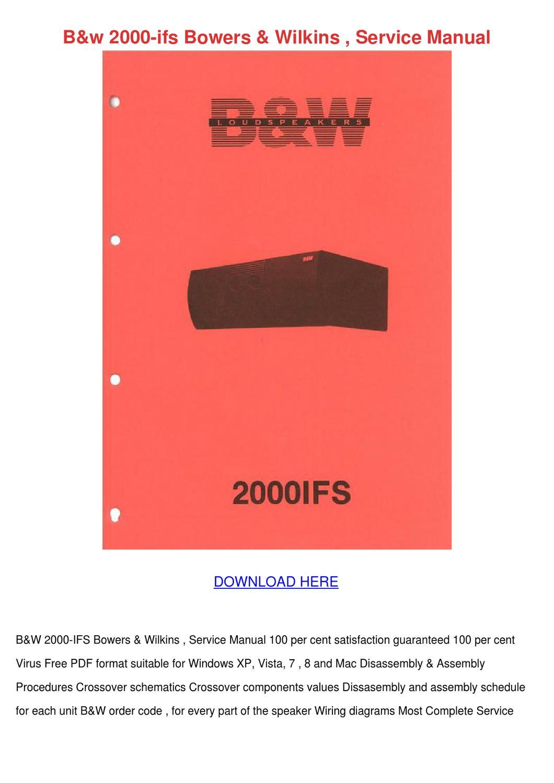 kerr b-vmh09su-1 service manual