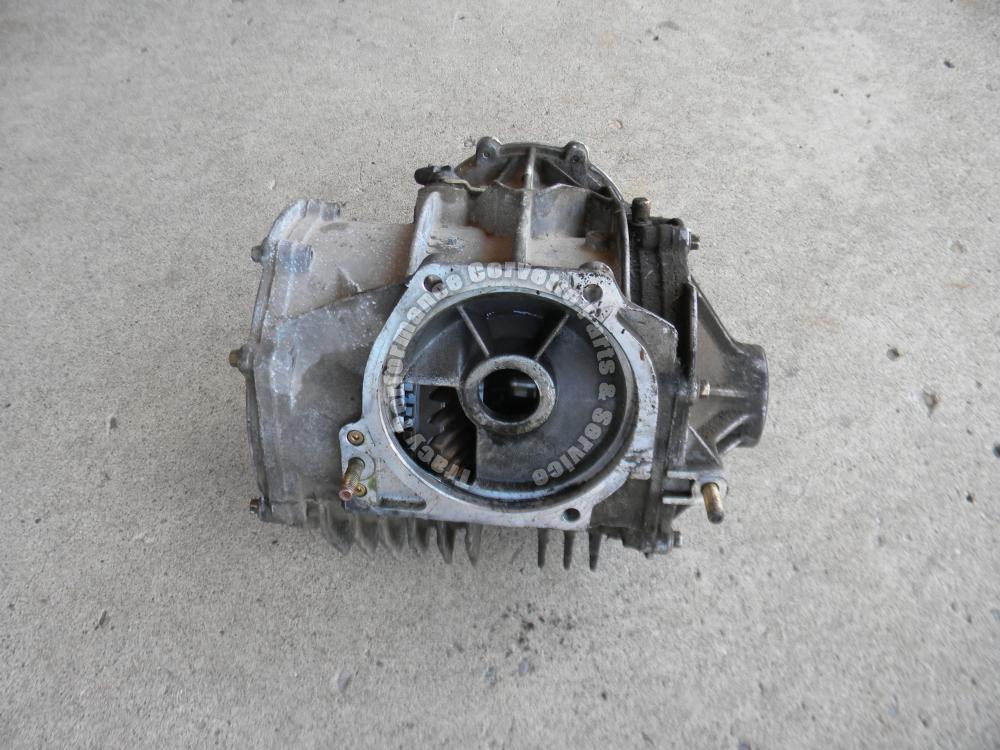 c5 2004 corvette manual transmission fluid