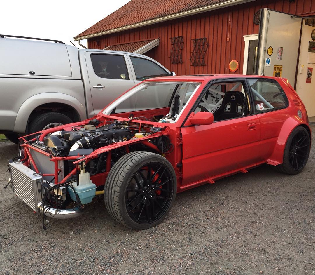 what cars came with 2jz gte manual