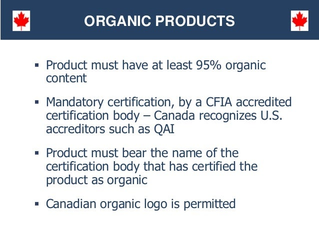 cfia inspection manual for processed food products