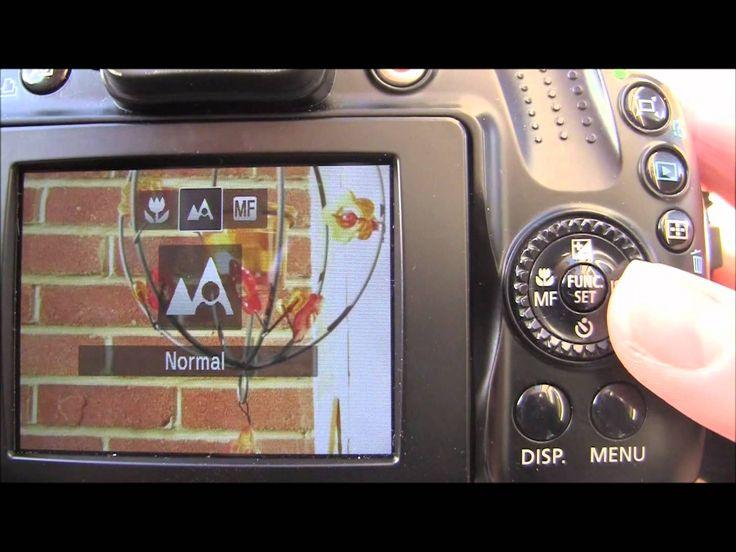 canon 1200d manual mode tutorial