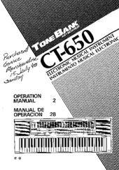 casio tonebank ct-700 manual