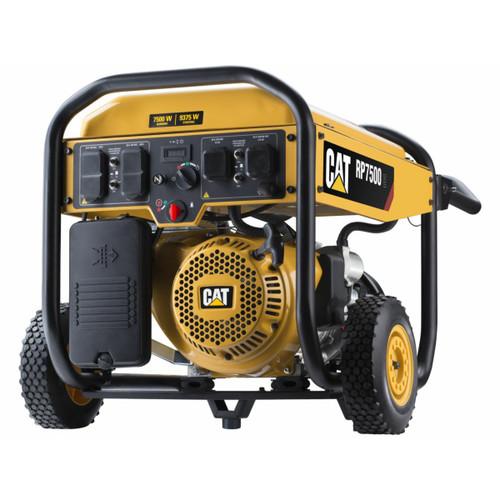 cat rp7500 e portable generator manual