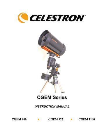 celestron nexstar 80 gt manual