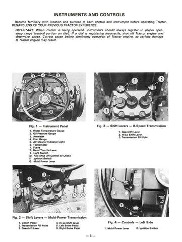 massey ferguson 255 parts manual