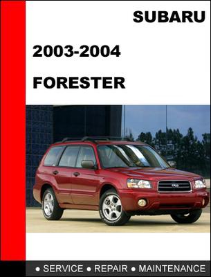 service manual for 2010 subaru forester