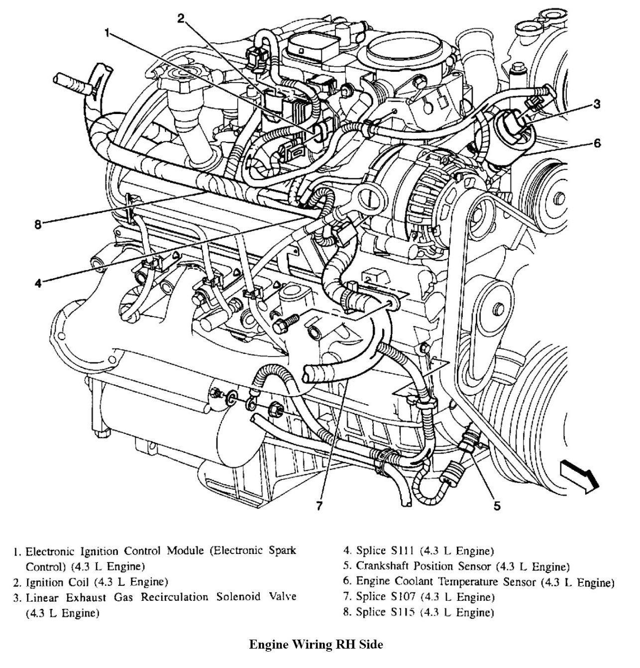 chervolet s10 2003 shop manual