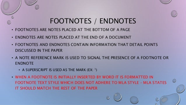 chicago manual of style example footnotes