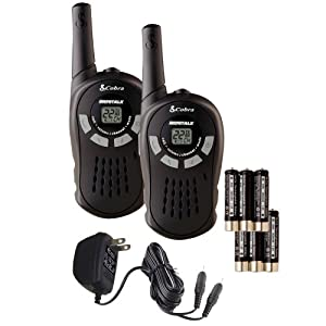 cobra walkie talkie cxt235 manual