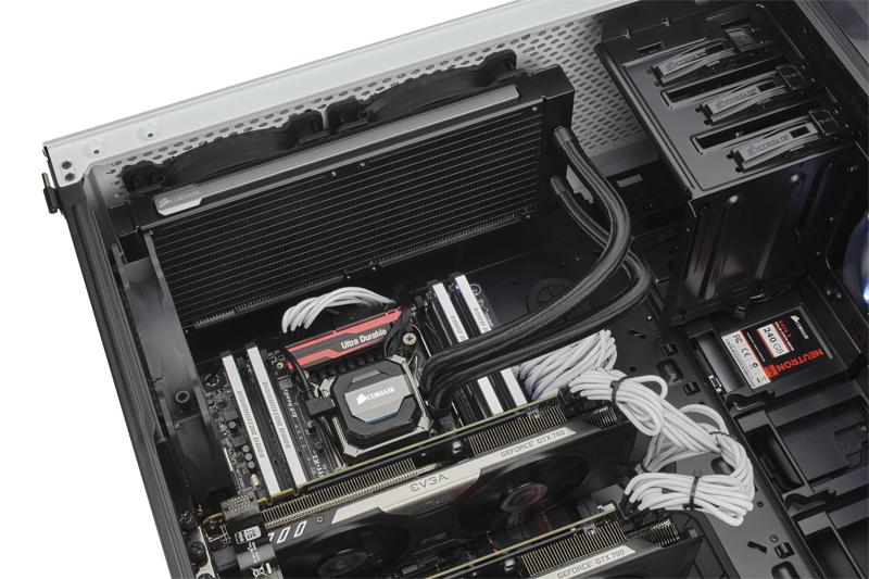 corsair obsidian series 650d manual