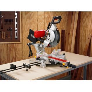 craftsman 10 inch laser compound miter saw manual