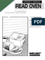 cuisinart convection bread maker cbk-200c manual