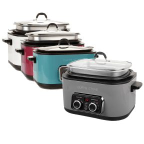 curtis stone slow cooker manual