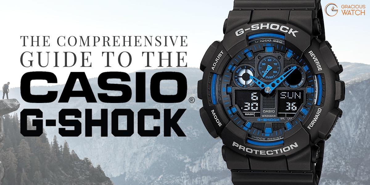 casio g shock 5801 manual