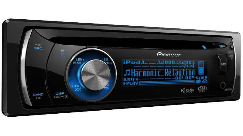 pioneer deh-p3100ub installation manual