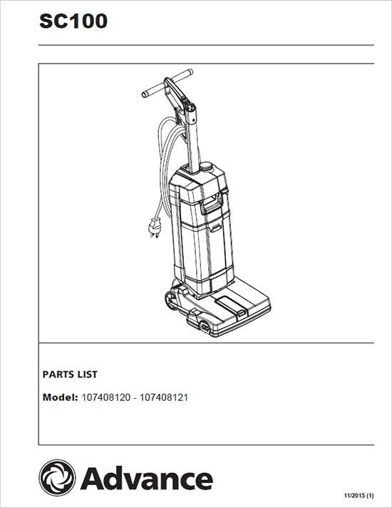 bizerba sc 100 parts manual