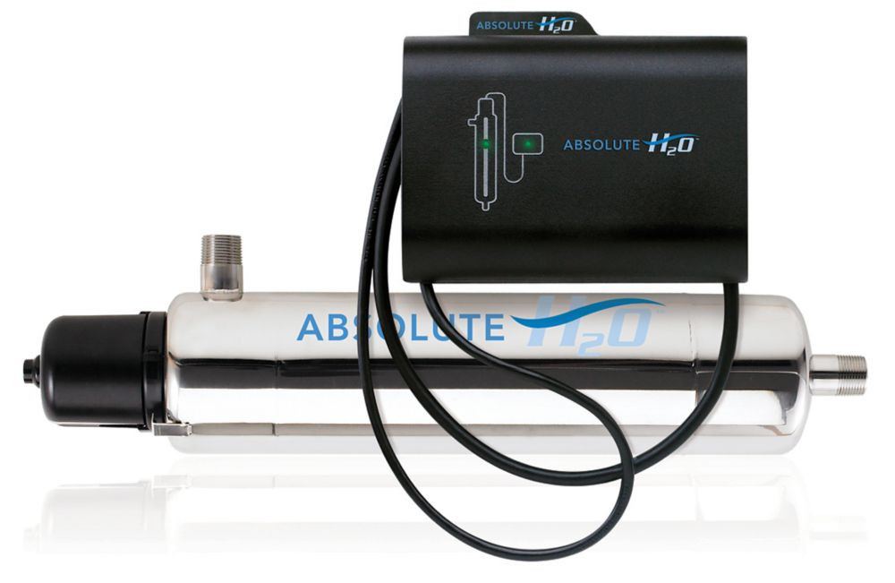 absolute h2o uv-10 water purification system manual