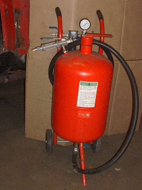 operators manual for xtremepowerus portable 15 gallon abrasive sandblaster