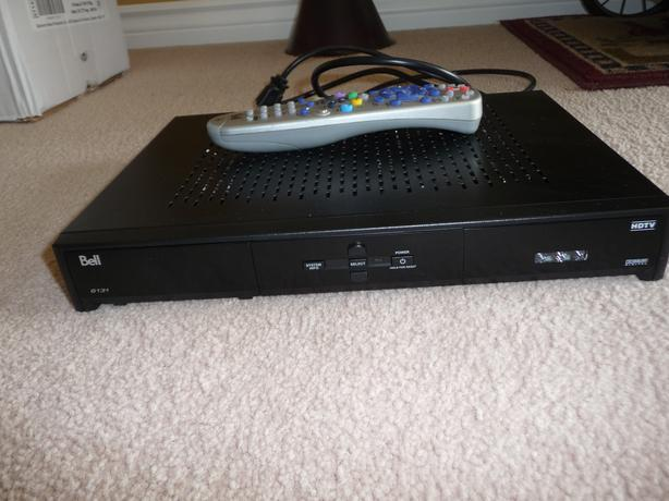 manual for bell satellite remote