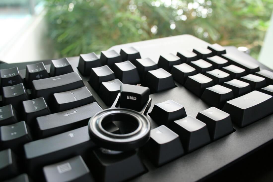 das keyboard prime 13 manual